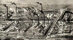 L'industrializzazione dell'Ottocento – Schema