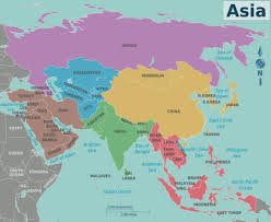 Asia – Schema