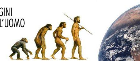 La Preistoria e l'origine dell'uomo – Schema CMap