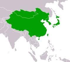 Asia orientale – Riassunto