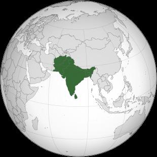 Asia meridionale – Riassunto